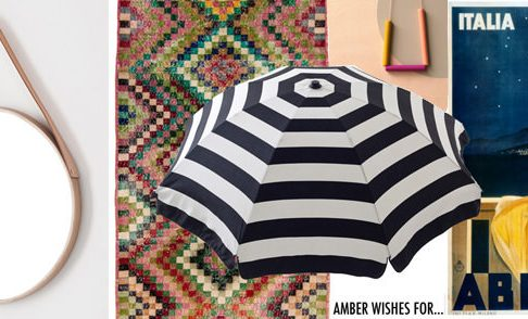 Loom Rugs, Vintage posters, Italia, basil Bangs, Not Tuesday, Amber Creswell Bell, Arent&Pyke