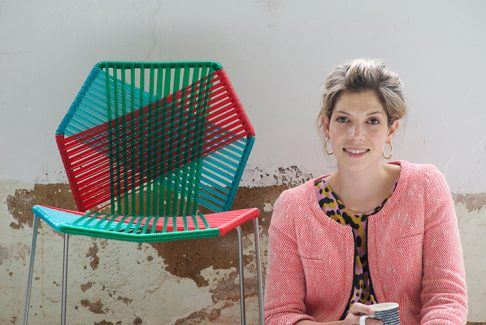In/Out - Chat in a Chair: Lucy Feagins