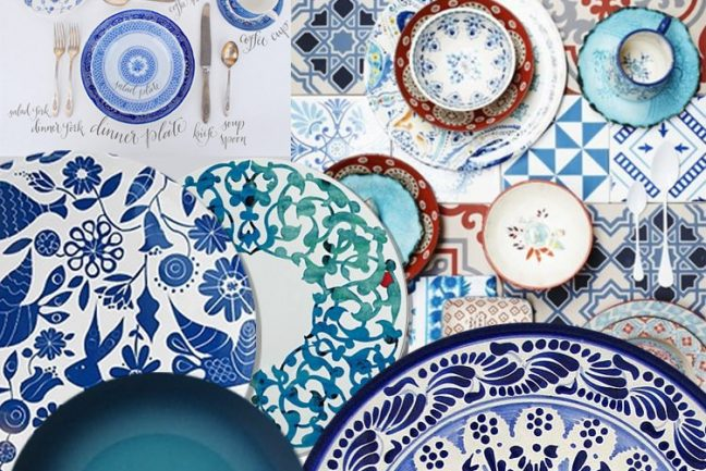 In/Out - Picture This: Plates