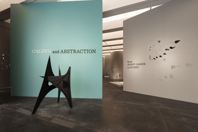 OUT/ABOUT: CALDER & ABSTRACTION, FROM AVANT-GARDE TO ICONIC