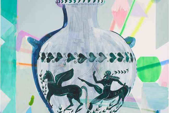 In/Out - Out/About: Miranda Skoczek, Antiquities to Psychedelia