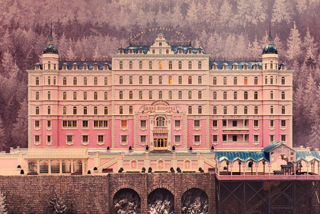 In Out - Friday Musings: Grand Budapest Hotel