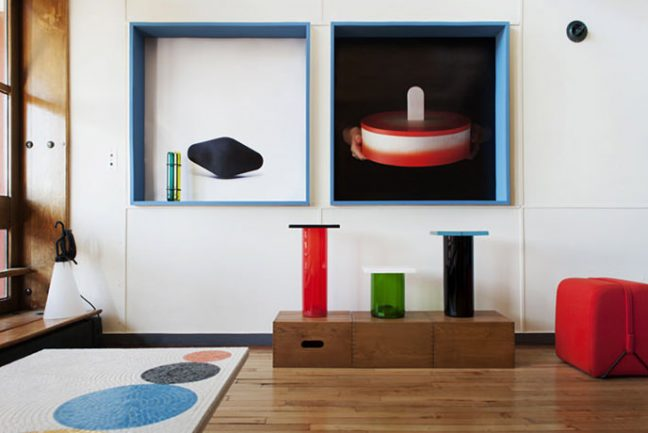 In/Out - Out/About: Pierre Charpin's L'Appartement 50 at Cité Radieuse