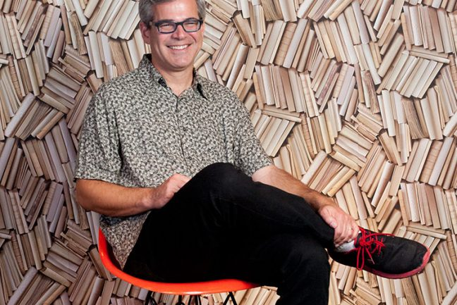 In/Out - Chat in a Chair: Eames Demetrios