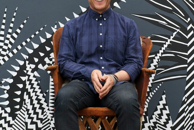 In/Out - Chat in a Chair: Richard Unsworth