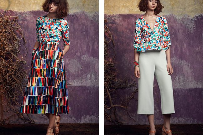 In/Out: Saloni Spring Summer 2015