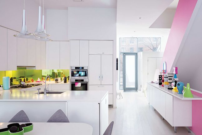 In/Out: KARIM RASHID'S HELL'S KITCHEN HOME