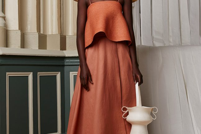 In/Out: Rosie Assoulin 2015 Ready-to-Wear