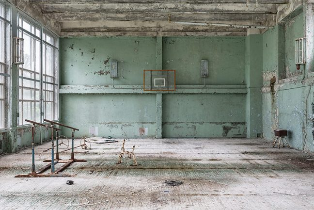 In/Out: OUT/ABOUT: Felix Forest 'Chernobyl'