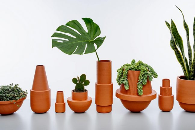 In/Out: Arizona Stoneware Collection