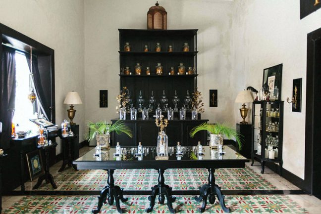 In/Out - OUT/ABOUT: Coqui Coqui Perfumery Yucatán