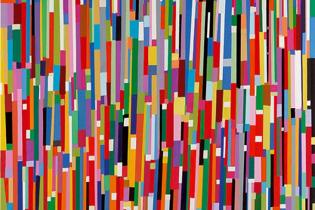 In/Out - Out/About: Melinda Harper 'Colour Sensation'