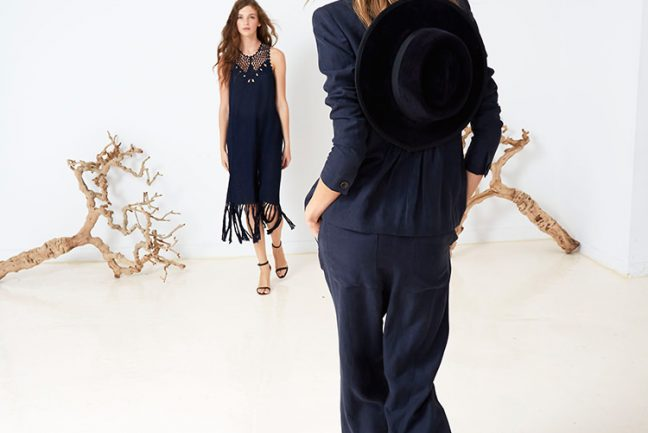 In/Out: Ulla Johnson - Spring 2016 Collection