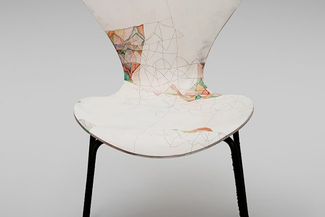 In/Out: Out/About: The Chairity Project 2015 - Reinventing Design Icons